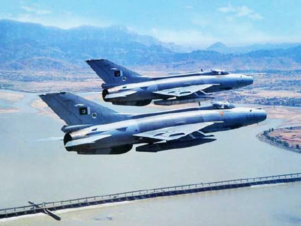 PakAF F-7P (MiG-21) Skybolt - Pakistan Air Force (PAF) • Pak