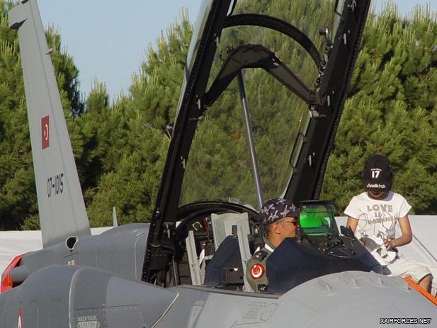 Israel blocks sale of F-16 recce equipment for Turkey